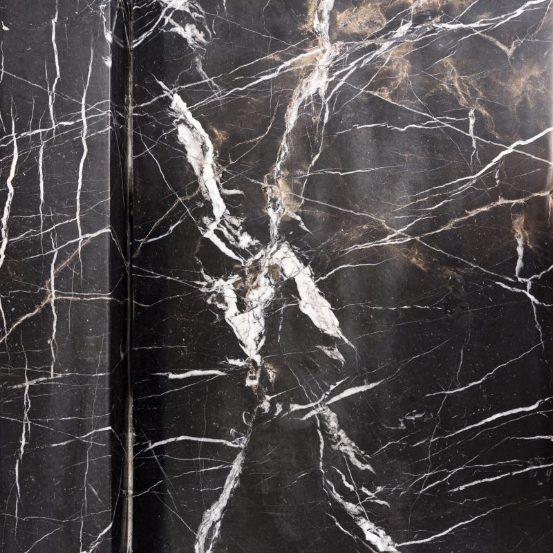 Vasque marbre noir veine
